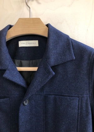 Hand Me Down - Wool jacket - King & Tuckfield