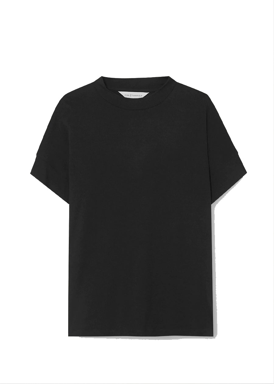 MERINO SHORT SLEEVE T-SHIRT - King & Tuckfield