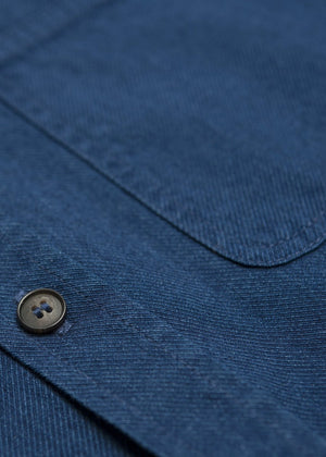 Hand Me Down - Indigo shirt - King & Tuckfield