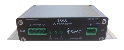 TX-80 DC Power Supply for TR-1000 and Alien ALR-9900 Readers