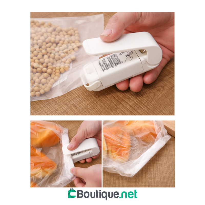 WOOW! Portable Magic Food Sealer Gadget