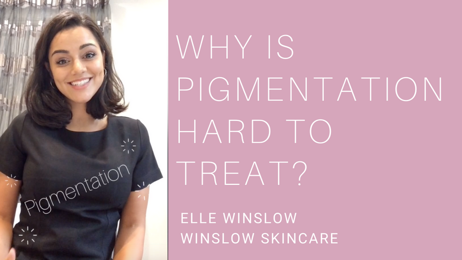 Why is pigmentation so hard to treat?