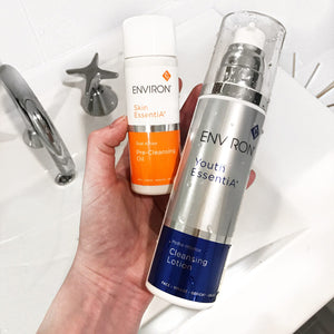 Cleansing Lotion Environ