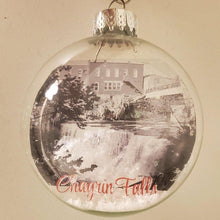 Load image into Gallery viewer, Chagrin Falls Ornament - Laughing Girl Design