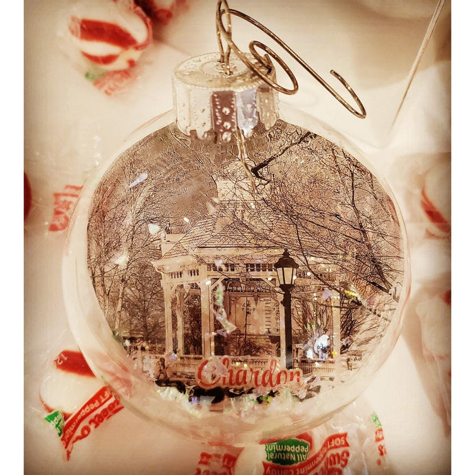 Chardon, Ohio Ornament