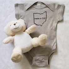 Load image into Gallery viewer, Made in CLE Infant Bodysuit - Laughing Girl Design