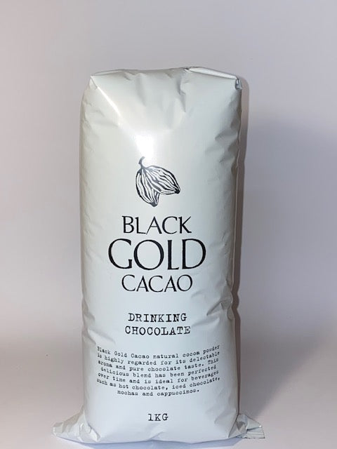 Black Gold Cacao - Drinking Chocolate
