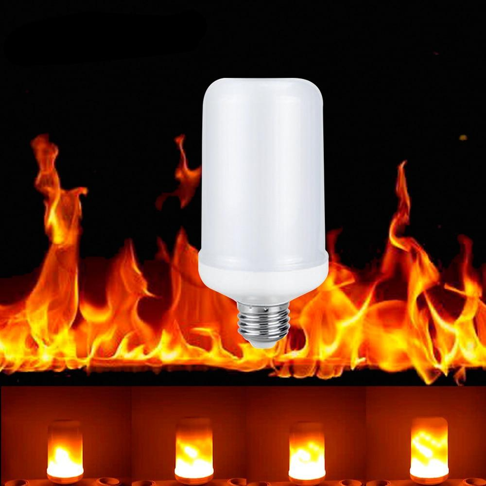 Active Flame Light Bulb - LED