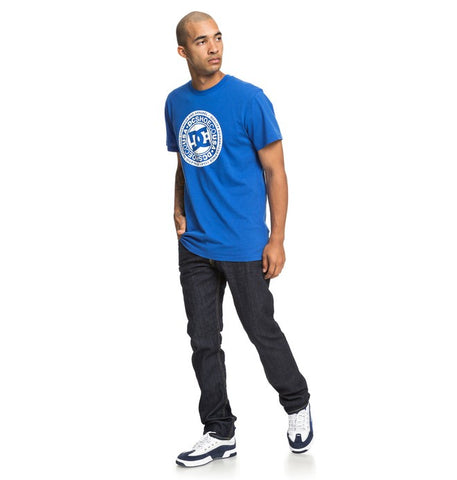 Camiseta DC Shoecousa Circle Star Azul
