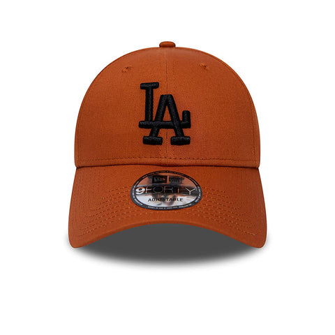 Gorra New Era 9Forty Los Angeles Dodgers Rust.