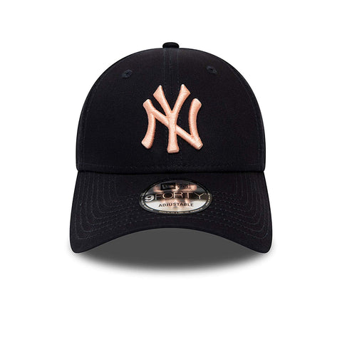 Gorra New Era 9forty NY New York Yankees Azul/Rosa