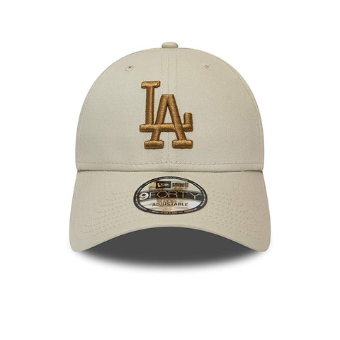 Gorra New Era 9forty LA Los Angeles Dodgers Stone