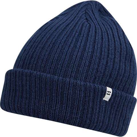 gorro azul billabong