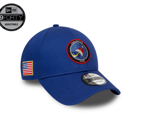Gorra new era NASA azul