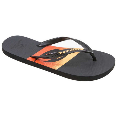 Chanclas de playa Rip Curl Flyer Negras