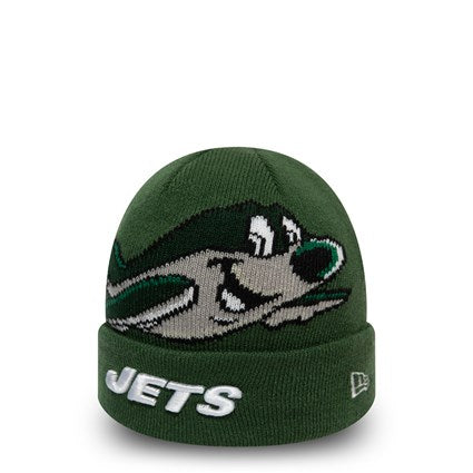 Gorro New Era para Niño New York Jets NFL