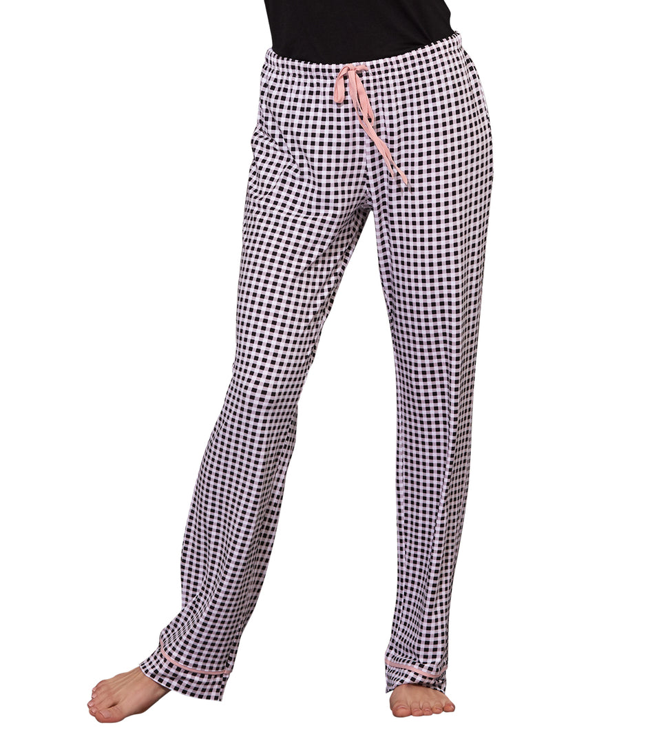 Willow Pant in MINI GINGHAM