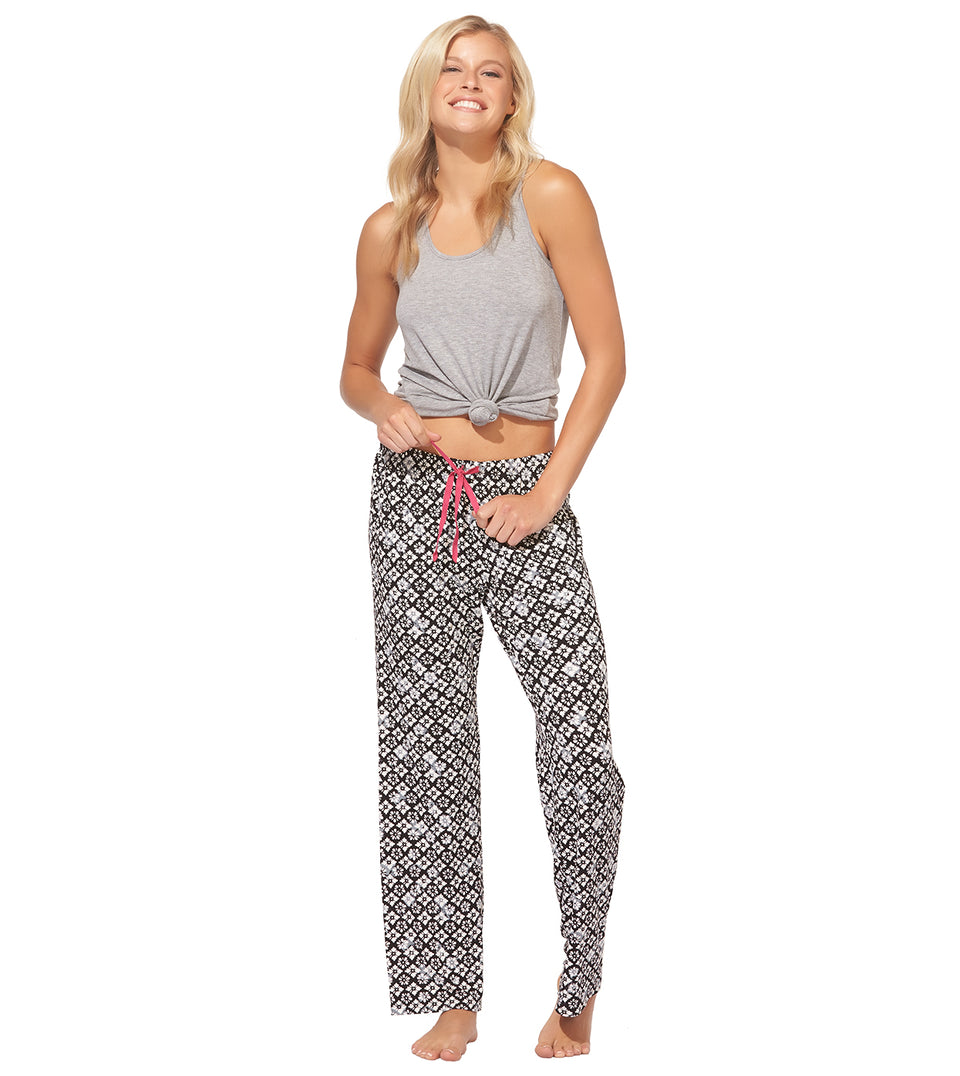 Blanche Pant in FLORAL BLOCK