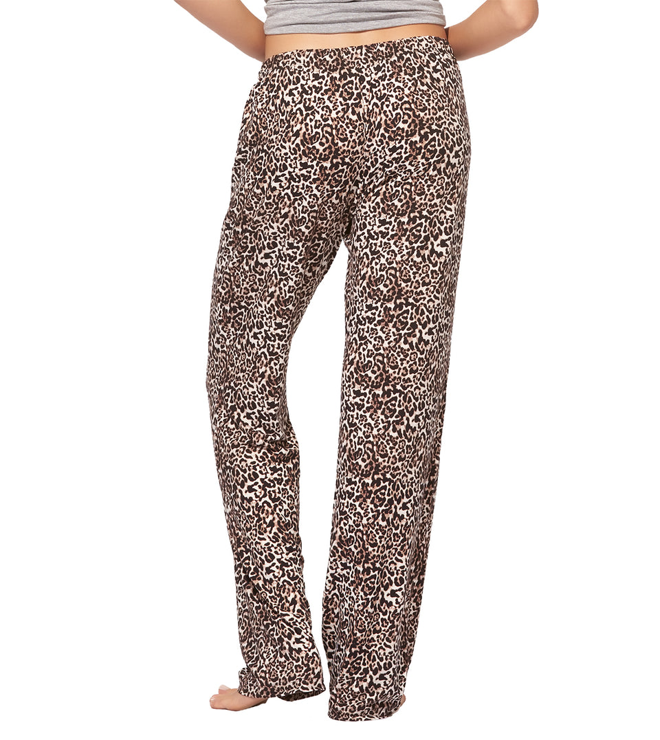 Blanche Pant in FEATHERED ANIMAL