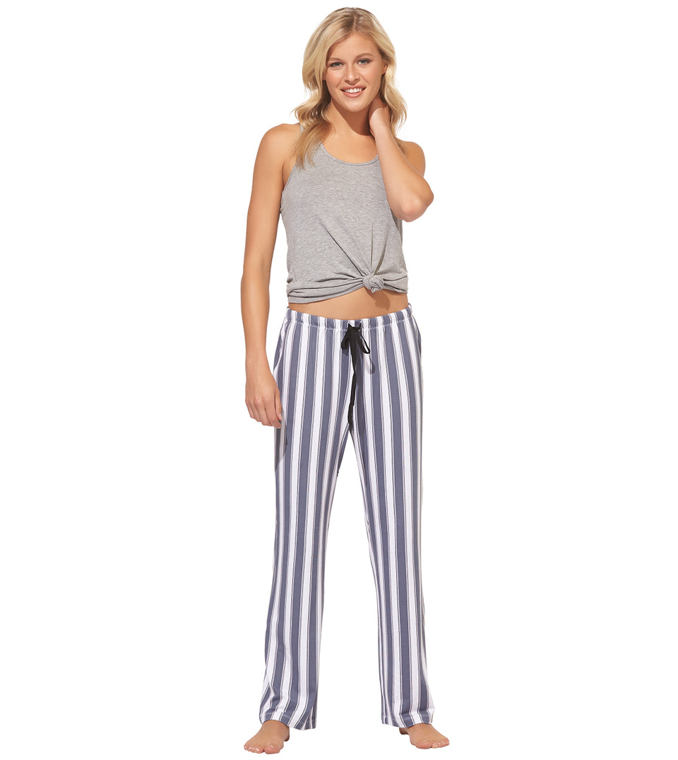Blanche Pant in AWNING STRIPE