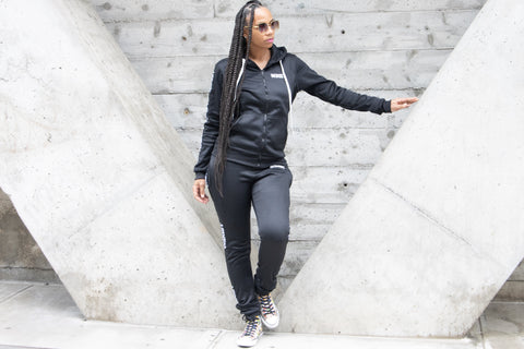 WEXIST Track jacket for tall girls
