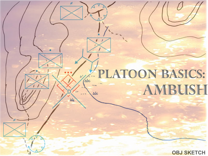 Army Platoon Tactical Basics: Ambush