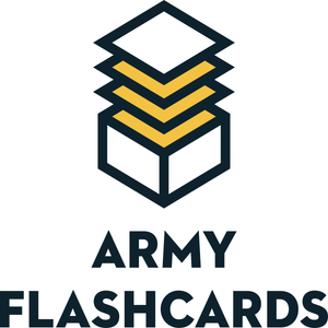 Army Flashcards