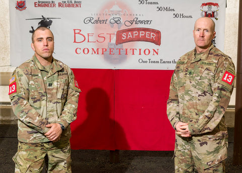 Best Sapper Winners