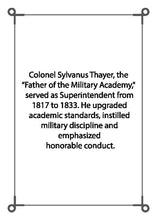United States Military Academy Trivia Flashcards - Army Flashcards