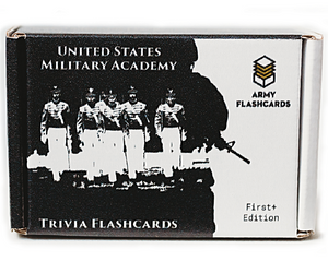 United States Military Academy Trivia Flashcards