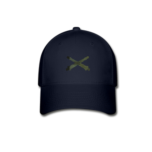 Field Artillery Blue Baseball Cap - navy