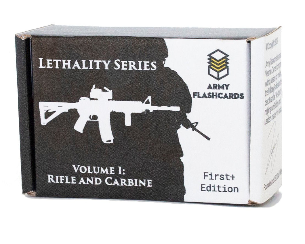 Advanced Marksmanship Lethality Series | Volume I: Rifle and Carbine