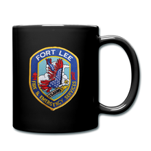Fort Lee Fire & Emergency Services Coffee Mug - black