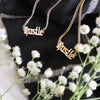 Hustle Gold Dipped Necklace