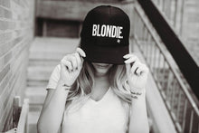Blondie Trucker
