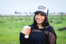 Caffeine Queen Trucker