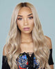 Image of Lace Wigs Deep Wave Front Lace Blonde Wig - Bravozone