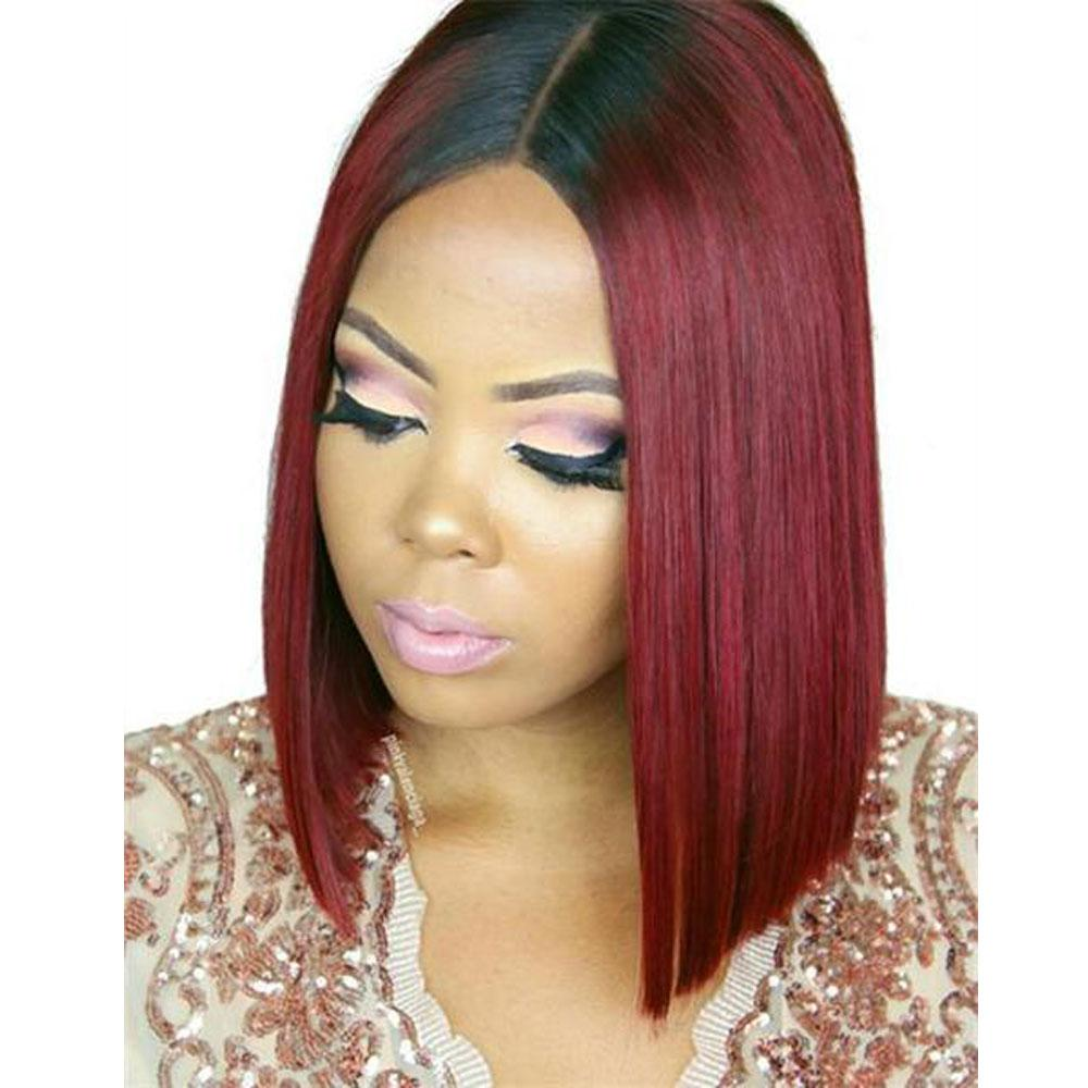 Lace Wigs Front Silky Wig Hair - Bravozone