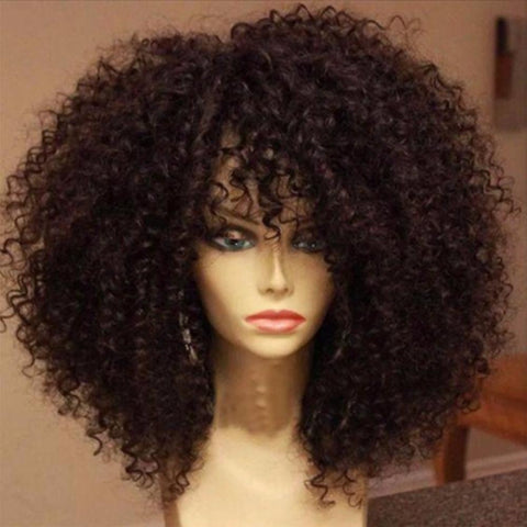 Lace Wigs Curly Hair Wigs for Black Woman - Bravozone
