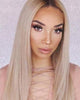 Image of Lace Wigs Glamorous Straight Long Wig - Bravozone