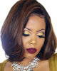 Image of Lace Wigs Highlight Bob Short Lace Front Wig - Bravozone