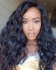 Image of Lace Wigs Water Wave Hair Lace Frontal Wig - Bravozone