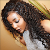 Image of Lace Wigs PRE Plucke Water Wave With Babyhair - Bravozone