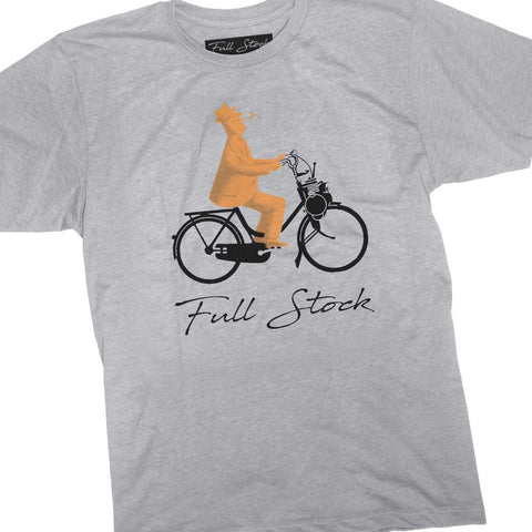 T-shirt Solex Mr hulo mon oncle de Jacques Tati Tee shirt vintage de la marque Full Stock.