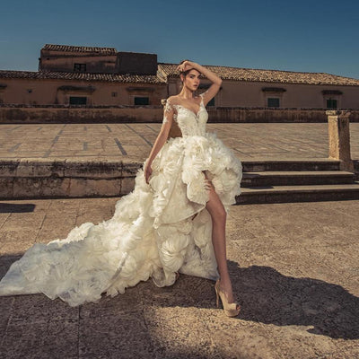 HAUTE COUTURE LUXURY BRIDAL GOWNS