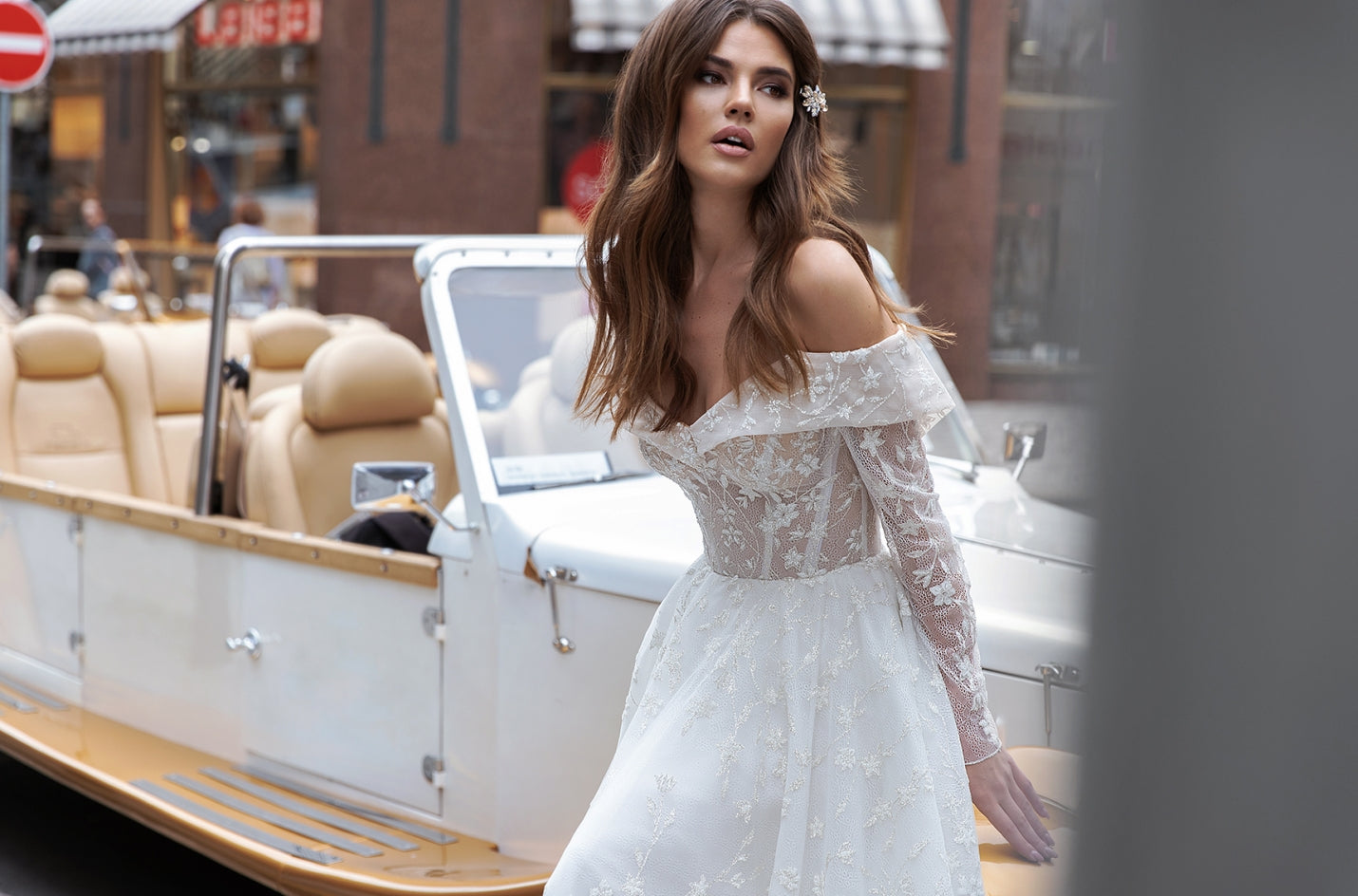KC Haute Couture Blog A Line Wedding dress