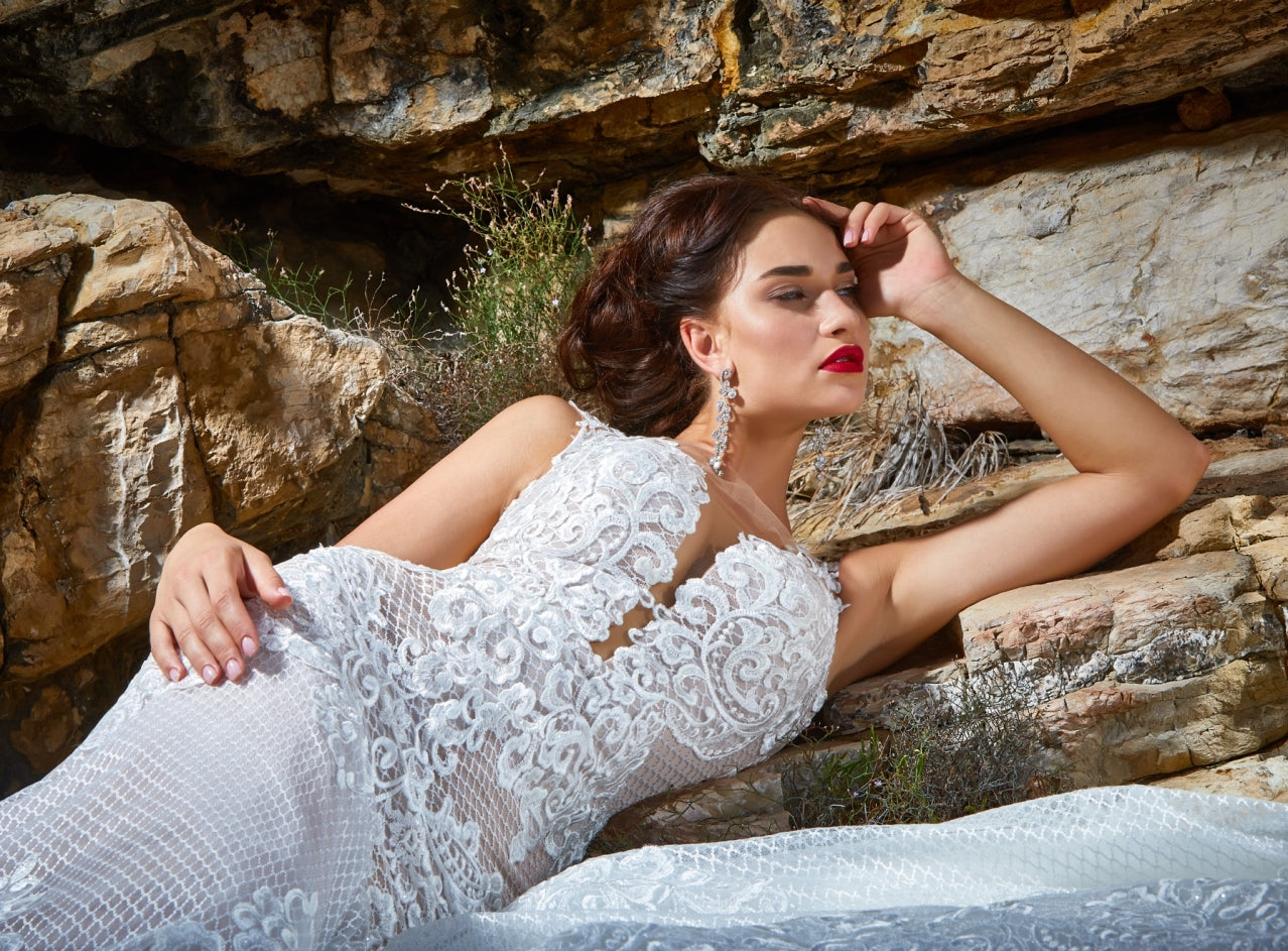 KC Haute Couture Blog  Fishtail mermaid wedding dress