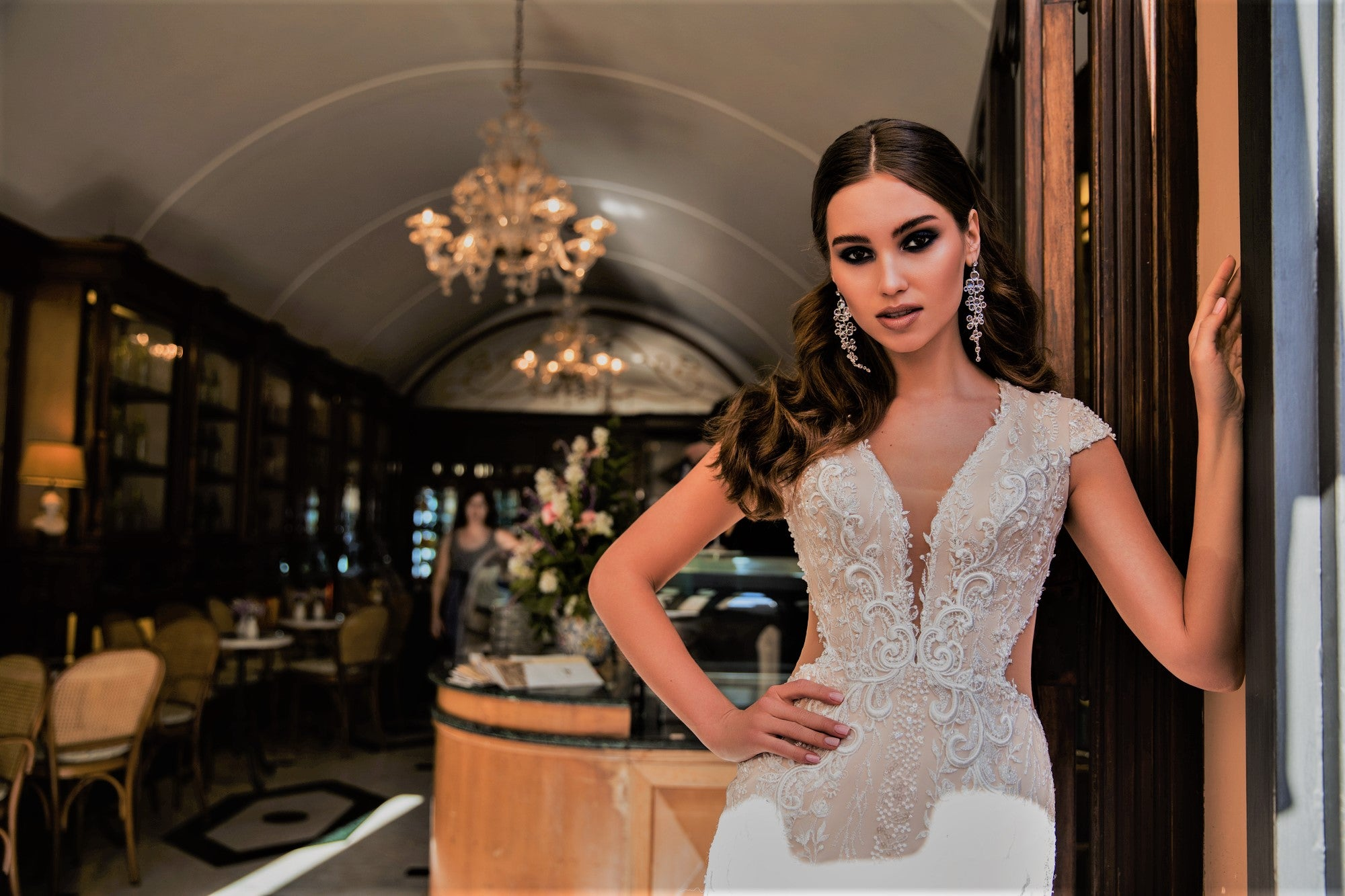 GLORIA ARA MUSE LIMITED EDITION- LUXURY WEDDING DRESSES