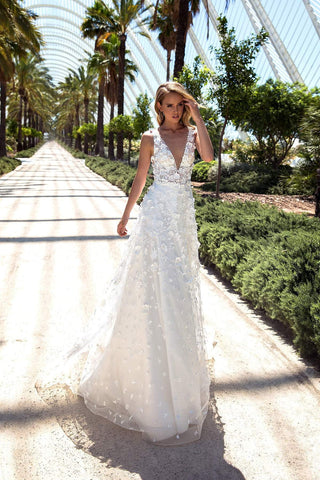 2019 The Valencia Dreams wedding dresses