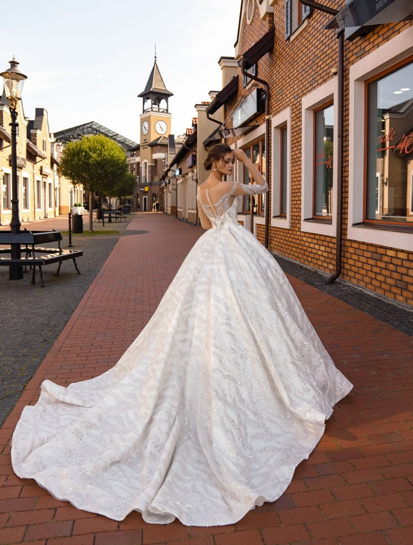 Royal Luxury High-End Bridal Gowns